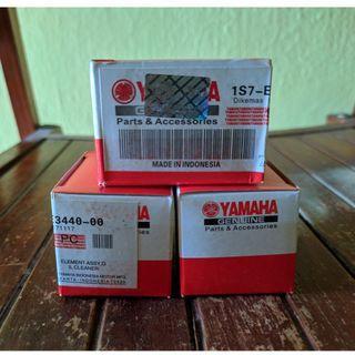 Yamaha oil filter sesuai utk LC135 / Y15ZR / FZ150 / LC150 / LAGENDA115