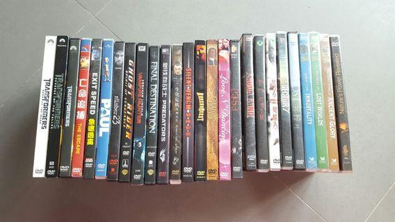 DVDs - MOVIES 1