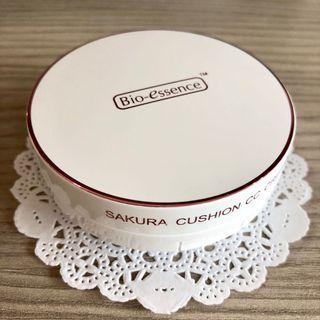 Very new Bio-Essence Sakura Cushion CC Cream