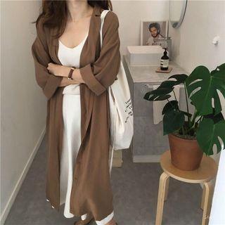 Oversize jacket loose coat