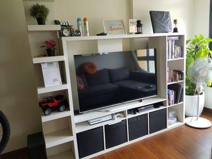 🚚 Lappland Tv storage Unit