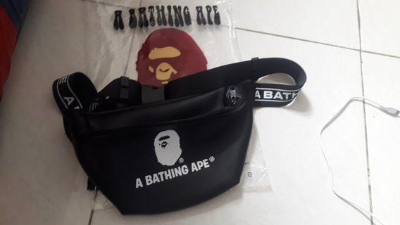 Bape waistbag SS19