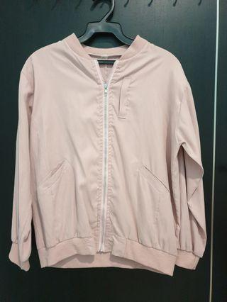 🚚 Pink Bomber Jacket