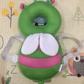 現貨  夏季嬰兒學步護頭枕 兒童防護寶寶頭部保護墊