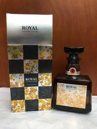 Royal Suntory Whisky 父親節禮物