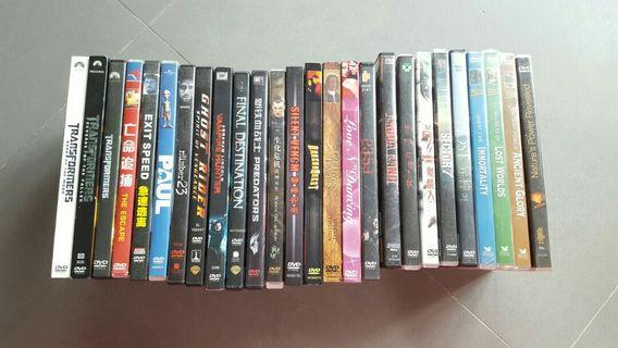 DVDs - MOVIES 2
