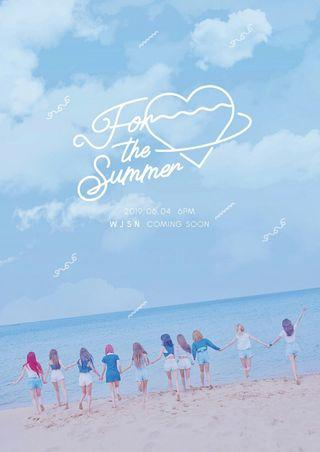 PREORDER WJSN SPECIAL ALBUM FOR THE SUMMER