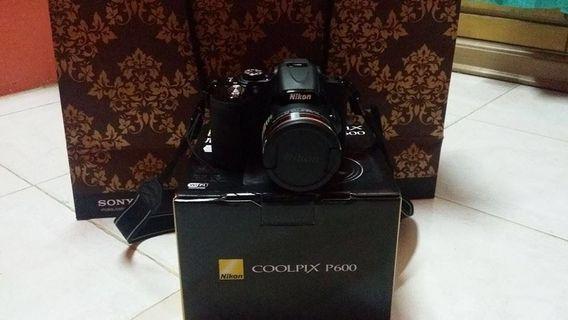 Price reduced NIKON Coolpix P600