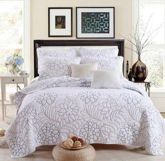 Bedsheet Premium Embroidery