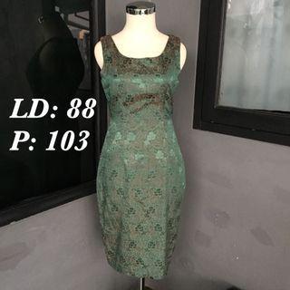 #BAPAU DRESS HANDMADE 1x pakai buat kondangan