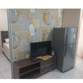 apartemen greenbay pluit 2 kamar furnish siap tinggal