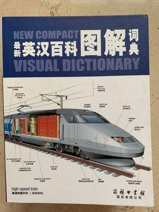 🚚 Picture dictionary in English and Chinese