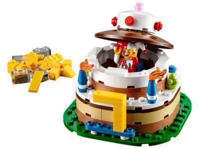 🚚 [SALES] Lego Birthday Cake