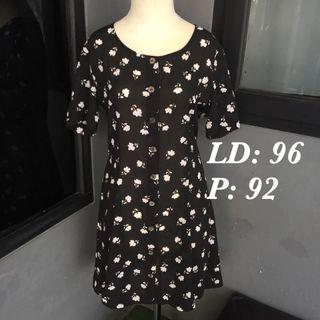 #BAPAU DRESS FLOWERS