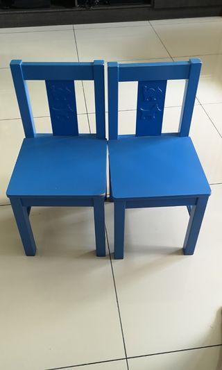 Ikea Children's chairs