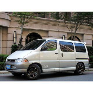 海力士 2.7白銀色 七人座 中央空調 皮椅 ABS 安全氣囊