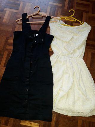 H&M & Cotton On Dress