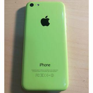 Apple iPhone 5c 32GB Yellow/Green/White