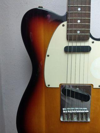 Squire Telecaster by Fender guitar