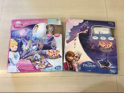 PL Disney Cinderella & Frozen Toy