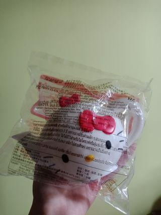 McD Hello Kitty & Melody Cups
