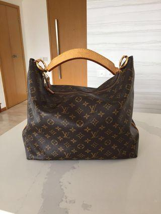 Louis Vuitton sully PM bag