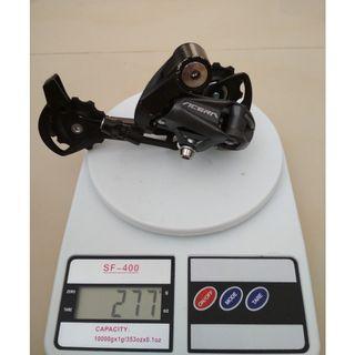 Shimano ACERA 9 speed Rear Derailleur 277g only