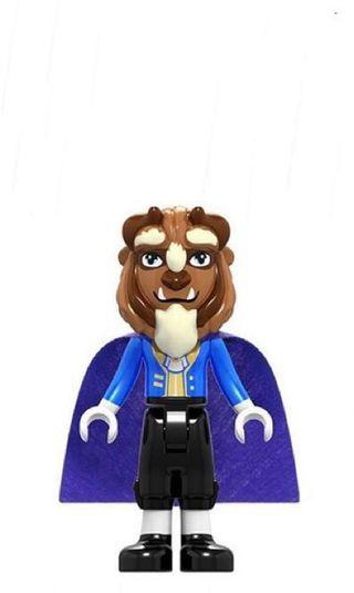 🚚 Beauty and The Beast LEGO