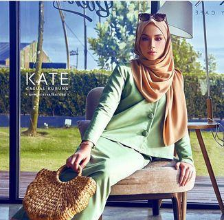 [URGENT] Inhanna kate casual kurung