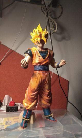 Grandista super Saiyan Goku Dragon Ball banpresto IKEA Nike Adidas old coin Prada rayban