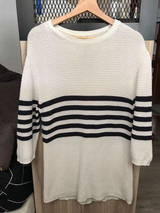 Pull & Bear oversize knitted sweater