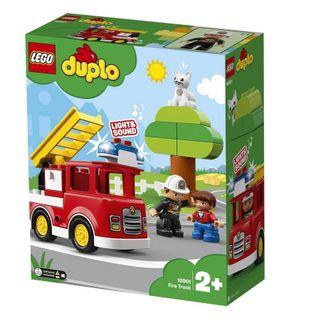 [ 順豐站取貨 ] Lego Duplo 10901 Fire Truck