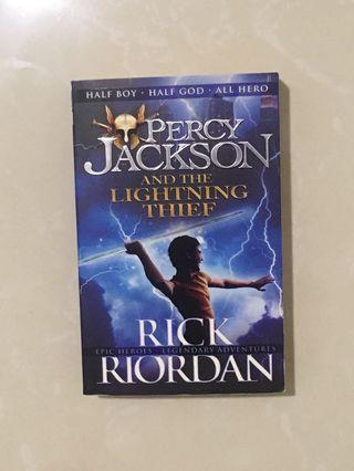 🚚 Percy Jackson And The Lightning Thief