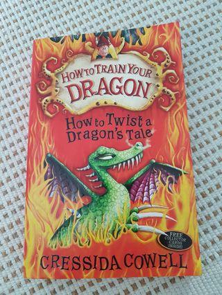 🚚 Cressida Cowell. How to train your dragon