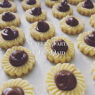 🚚 Nutella Tart by TinaQaid
