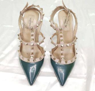 Valentino Rockstud Heels Size 38.5
