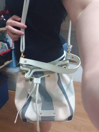 Blue Label by Burberry limited edition bag ang purse