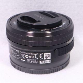 Sony E 16-50mm F3.5-5.6 OSS Lens for Sony Alpha Mirrorless