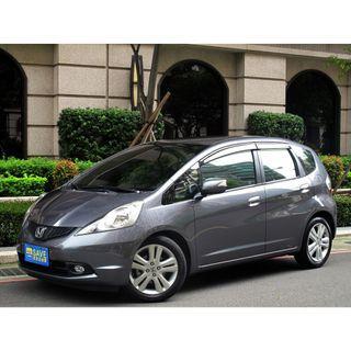 擁有純正HONDA血統09年FIT VTI-S 僅跑4萬 全車原鈑件 品質保證 小車界的霸主