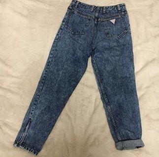 Guess original high waist jeans