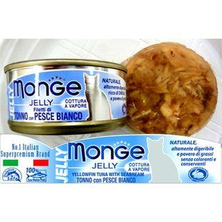 Italy Monge 80gr canned cat food