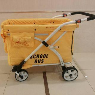 Familidoo米多 Chariot Milioo/多功能手推車 福利品 含運送萬用清潔劑