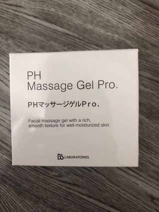 BB lab PH message Gel