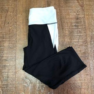Black 3/4 tights