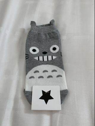 Totoro socks from korea