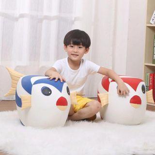 Kids cartoon stool