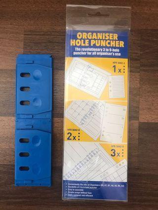 🚚 Organiser hole puncher