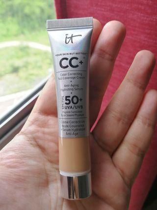 IT Cosmetics CC Cream Spf 50+ Mini