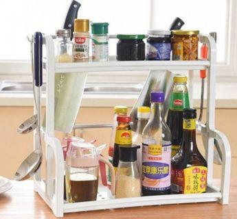 2 tier Kitchen Rack