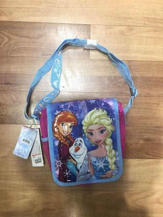 🚚 Kids Sling bag frozen/ princess